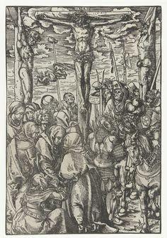 Dood van Christus aan het kruis, Lucas Cranach (I), 1509 Vintage Wall Art, Vintage Walls, Vintage Posters, Fine Art Prints, Framed Prints, Poster Prints, Canvas Prints, Passion Christi, Pontius Pilatus