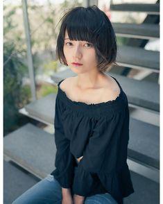 Pin by カメ子 on かわいい in 2020 Girl Short Hair, Short Girls, Japanese Models, Japanese Girl, Beautiful People, Beautiful Women, Kawaii Cosplay, Hair Setting, Fair Lady