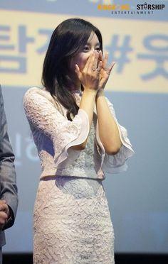 [배우 김지원] 홍보요정과 함께한 DAY☆ : 네이버 포스트 Kim Ji Won, Bae Suzy, K Idols, Actors & Actresses, Peplum Dress, White Dress, Beautiful, Dresses, Fashion