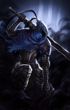 Artorias the Abysswalker by Enijoi on DeviantArt