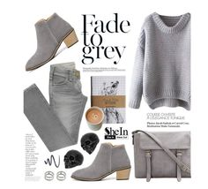 """""""Sheinside"""" by ruska-10 ❤ liked on Polyvore featuring мода, By Terry, L'Oréal Paris и Sheinside"""