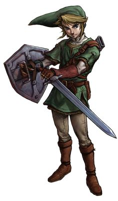 The Legend of Zelda: Twilight Princess, Link