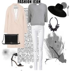 """""""Fashion Icon"""" by deenguyen on Polyvore"""