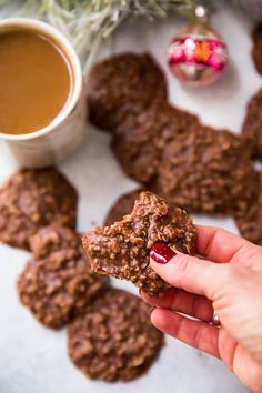 The BEST old fashioned chocolate peanut butter no bake cookies that your family and friends won't be able to stop eating.