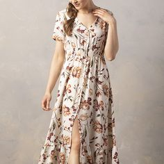 Country Grace Garden Party Dress - Cowgirl Delight