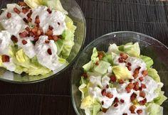Túrós csusza jégsalátából | NOSALTY Looks Yummy, Fruit Salad, Potato Salad, Cabbage, Vegetables, Cooking, Healthy, Ethnic Recipes, Food