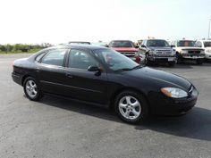 2003 Ford Taurus, 154,597 miles, $4,875.