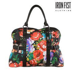 아이언피스트 roaming heart overnight bag  #ironfist #아이언피스트 #펑키 #유니크 #악세사리 #여자가방 #핸드백