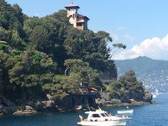 Portofino Puddinga l'unicità di una casa in una location d'eccellenza ricavata dalla pietra di portofino