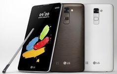 LG Stylus 2 Plus offiziell vorgestellt