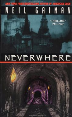 Reading: Neverwhere by Neil Gaiman. Going back and reading more Neil Gaiman. Soon I may be reading the Sandman series. Neil Gaiman, I Love Books, Great Books, Books To Read, My Books, Amazing Books, Viria, Persona, Twilight