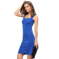 8f21b80a2f 2017 New Arrival Vestidos Sexys Night Club Summer Dresses Brief Solid  Polyester Fabric Pencil Bodycon Evening Party Dress Women-in Hair Clips    Pins from ...