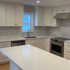 Kitchen renovation Residential Contractor, Next At Home, Kitchen Cabinets, Construction, Instagram, Home Decor, Building, Decoration Home, Room Decor