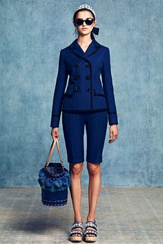 Tory Burch Resort 2013 Womenswear