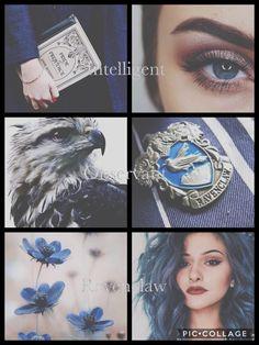 Ravenclaw aesthetic - Hogwarts houses
