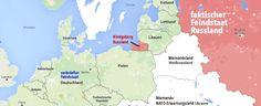 Russland stellt mitten im NATO-Gebiet Raketen auf.  Sollte die NATO darauf direkt mit einem Kriege reagieren oder doch nur mit weiteren Drohungen und einem Wettrüsten?
