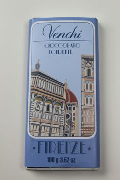 Reep chocolade Firenze van Venchi