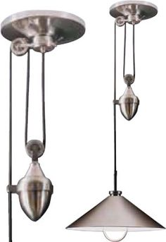 Love the functionality of these pendants. Adjustable height to  light your space your way . Use as pendants over an island or as a light for bedsiu2026  sc 1 st  Pinterest & Love the functionality of these pendants. Adjustable height to ...