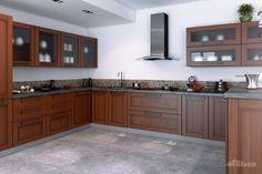 Moderné kuchyne- vizualizácie | Designový nábytok na mieru