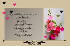 Birthday Wishes Happy Birthday Wishes To My Lady Boss