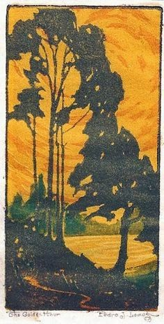 1920's woodblock - Google ძებნა