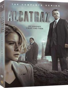 Alcatraz - 'The Complete Series' Announced for DVD, Blu-ray: Street Date, Extras, Packaging