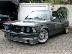 BMW E21 Alpina B6 2.8 grey
