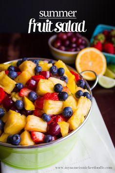 This Summer Fruit Sa