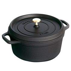 Staub French cookware, the ultimate cast iron cooking pieces made in France. Kitchenware Superstore has Staub French ovens, frypans, cocottes, grill pans and more. Limited Lifetime Warranty on all Staub products Staub Cookware, Cast Iron Cookware, Staub Dutch Oven, Dutch Ovens, Cast Iron Dutch Oven, Professional Chef, Thing 1, Blog Deco, Deco Design
