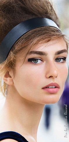 Andreea Diaconu by Patrick Demarchelier for the Aug 2015 issue of Vogue UK. | cynthia reccord