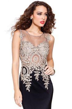 lace evening dresses - Pesquisa Google