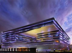 Park Hotel, Hyderabad by SOM: A Glittering Piece of Sustainable Design
