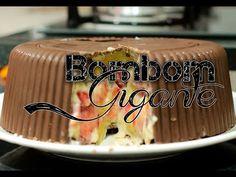 BOMBOM GIGANTE DE MORANGO (fácil de fazer!) | Gabi Rossi | Cozinha do Bom Gosto - YouTube