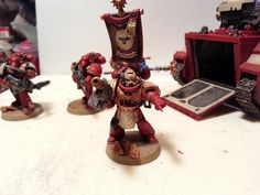 Blood Ravens Expeditionary Force Primaris