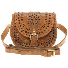 Cleobella Cantina Mini Satchel Bag (97 CAD) ❤ liked on Polyvore featuring bags, handbags, shoulder bags, purses, accessories, bolsas, black, leather hand bags, mini satchels and leather purses
