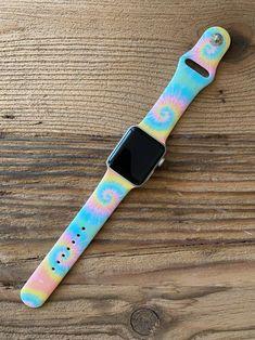 Apple Watch Hacks, Best Apple Watch, Apple Watch Series 3, Cute Apple Watch Bands, Apple Watch Bands Fashion, Apple Watch Colors, Design Apple Watch, Laptop Apple, Apple Watch 38mm