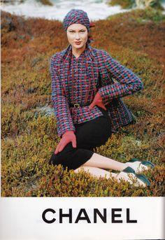 styleregistry: Chanel | Fall 1995