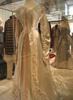Imperial Russia Court Dress of Olga or Tatiana