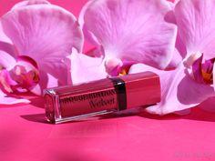 July In The Sky : blog beauté beauty lipstick avis test swatch Bourjois Rouge édition Velvet plum plum girl