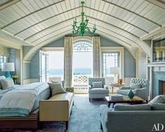 Robert A.M. Stern Architects and designer Steven Gambrel in the Hamptons by Debbie Lanzi