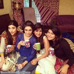 Pakistani Actress And Fashion Model And Drama Actress on ... Vj Mawra And Vj Urwa