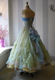 I LOVE this Mary Adams dress. LOVE it