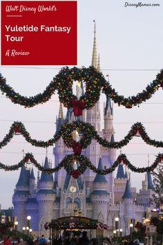 Walt Disney World's Yuletide Fantasy Tour Review