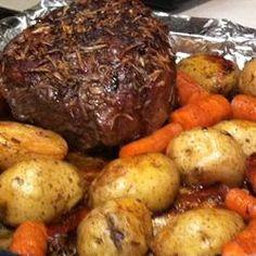 Roast Beef and Yorkshire Pudding Allrecipes.com
