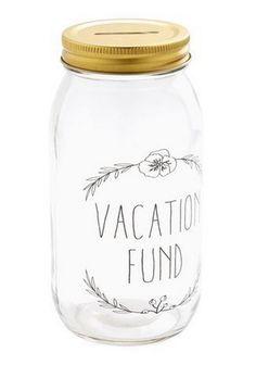 Gyűjts a következő nyaralásra - persely DIY — Dekorella