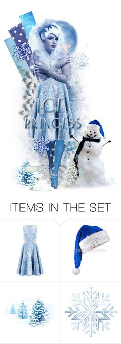 """""""The ice princess"""" by purplez ❤ liked on Polyvore featuring art"""