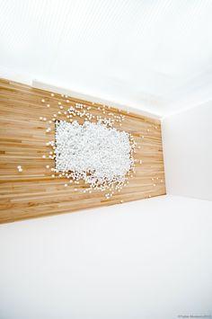 2015/09/20 Σ!CH!KO  #TableMuseum #art  #museum #michiko #Σ!CH!KO #artwork #contemporary #installation  #artrash