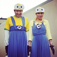 Pin for Later: Here Are the Top Adult Halloween Costumes of 2015 Minion