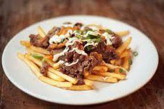 Yummy! Cheesy fries!!