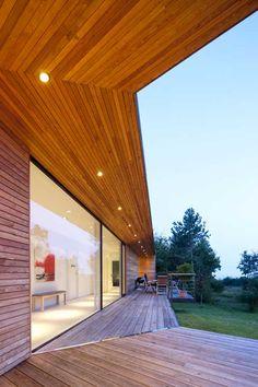 Villa Ladybird / Johan Sundberg - linear lines  www.flooringdirectree.com